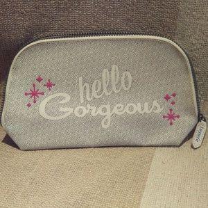 🗯🗯Hello Gorgeous cosmetics bag